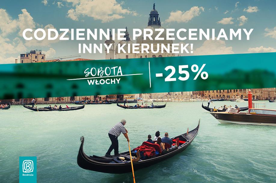 Tydzień promocji - Sobota