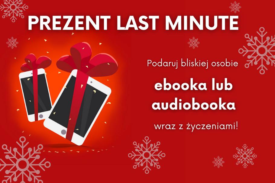 Jak kupić ebook lub audiobook na prezent?