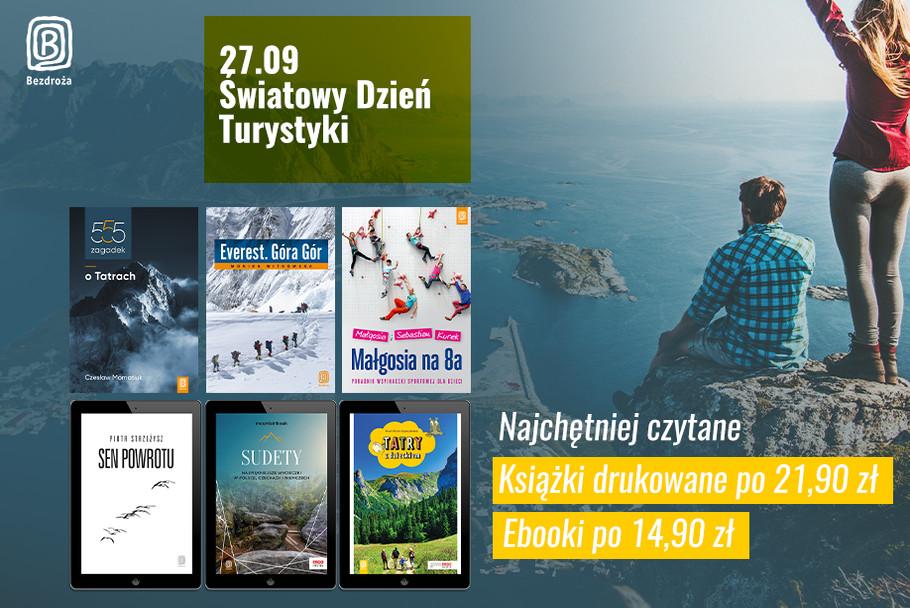 Światowy Dzień Turystyki [Druki po 21,90zł  Ebooki 14,90zł]