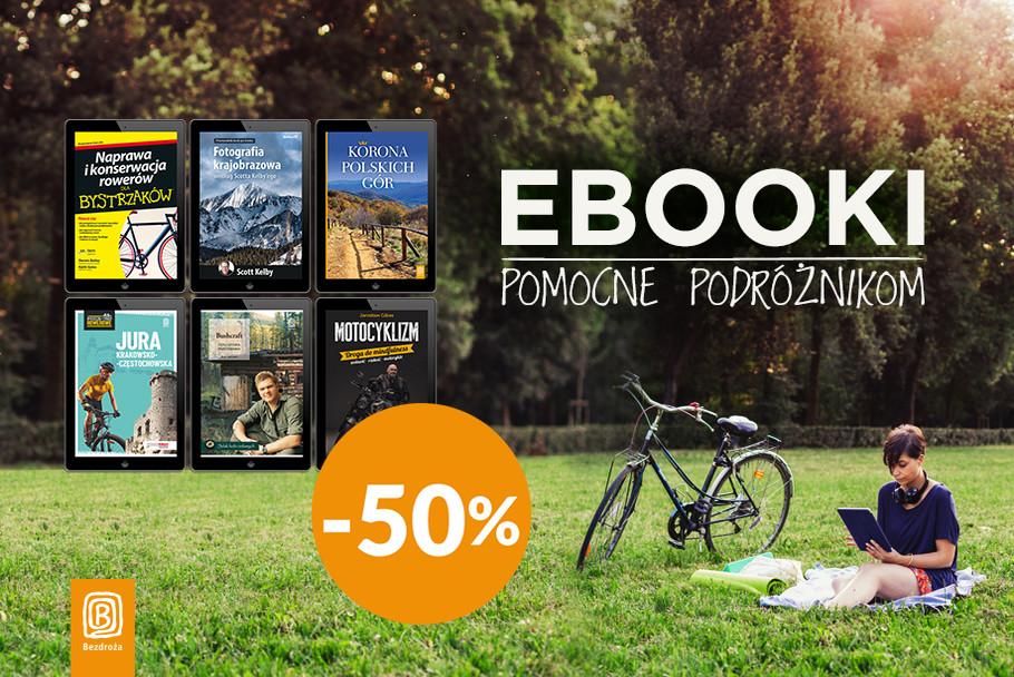 Ebooki pomocne podróżnikom [-50%]