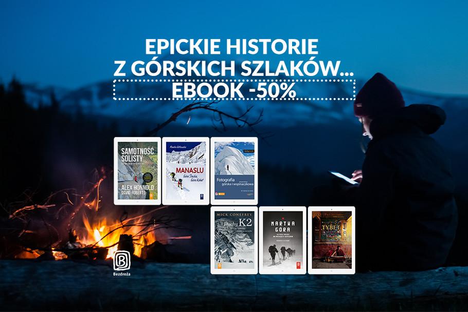 Epickie historie z górskich szlaków [Ebooki -50%]