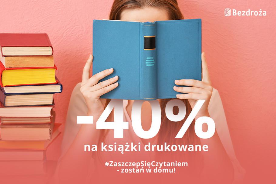 druki 40% taniej