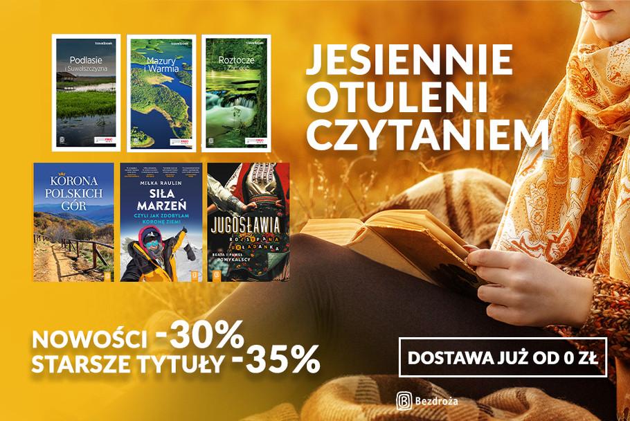 Otul się Czytaniem na jesień [Książki drukowane od -30% do -35%]
