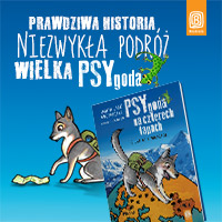 """Ruszyła przedsprzedaż """"PSYgoda na czterech łapach. Diuna w Himalajach""""!"""