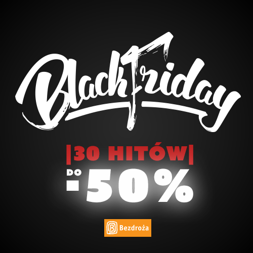 Black Friday bezdroża.pl