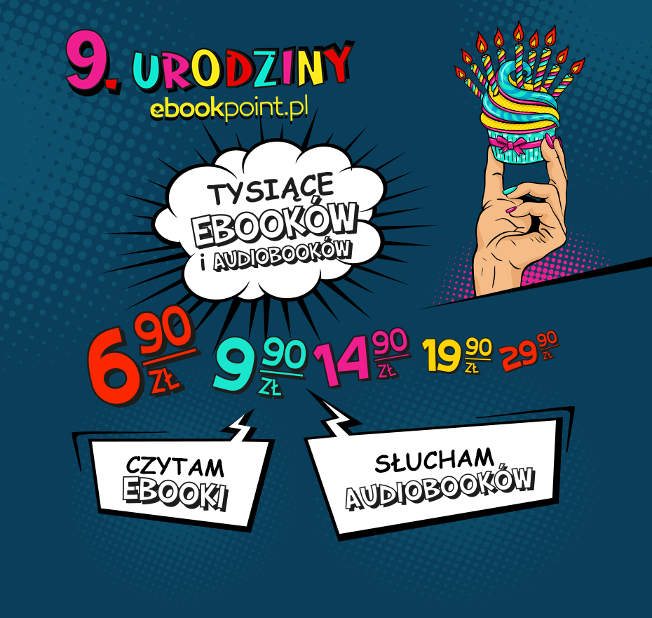 9. urodziny ebookpoint.pl - promocje cenowe