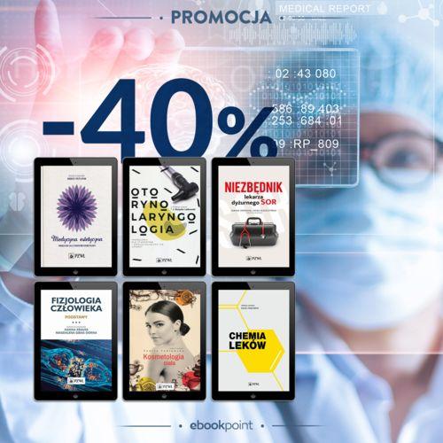 Wydawnictwo Lekarskie PZWL / -40%