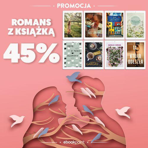 ROMANS Z KSIĄŻKĄ [-45%]