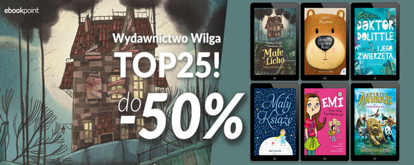 Wydawnictwo Wilga [TOP25 do -50%]