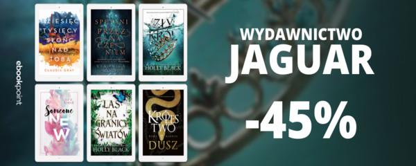 wydawnictwo jaguar
