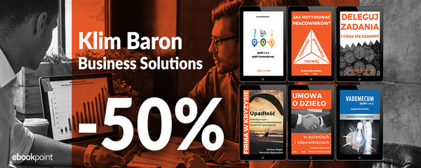 Klim Baron Business Solutions [-50%]