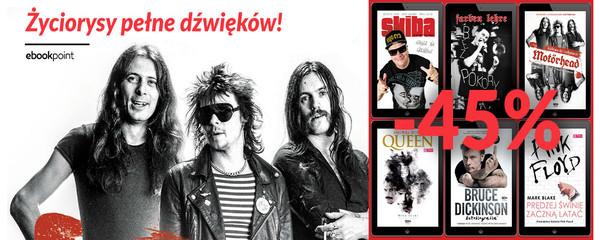 Muzyczne biografie wydawnictwa SQN