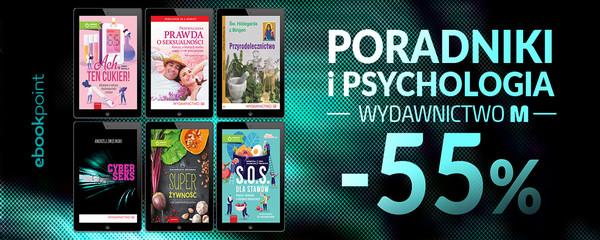 wydawnictwo m poradniki i psychologia