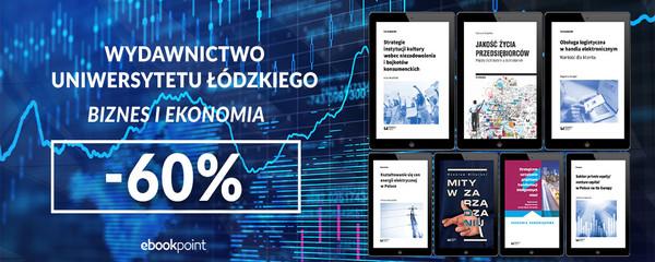 Biznes i ekonomia wydawnictwo uniwersytetu łódzkiego