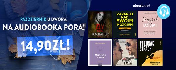 październik audiobooki