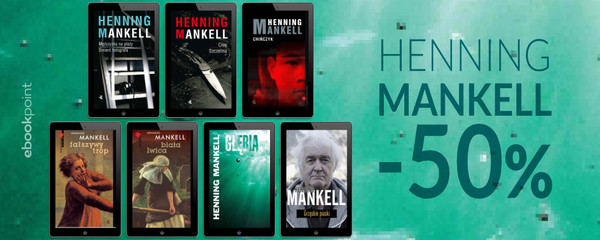 Henning Mankell [-50%]