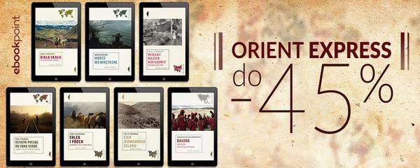 Seria Orient Express Wydawnictwo Czarne