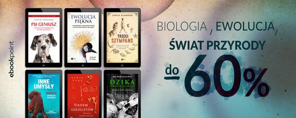 Biologia ewolucja świat przyrody Copernicus Center Press