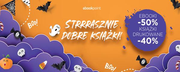 halloween strasznie dobre książki