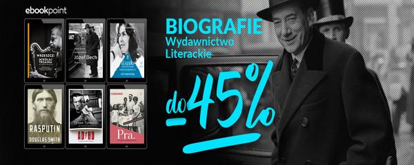 wydawnictwo literackie biografie
