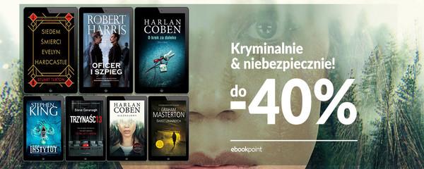 Wydawnictwo Albatros kryminały i sensacja top 100
