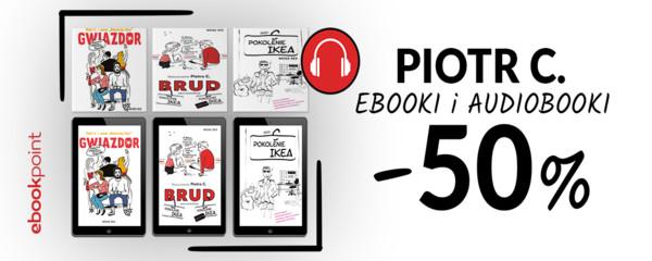 piotr c ebooki i audiobooki