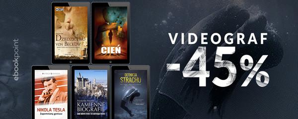 cała oferta wydawnictwa videograf