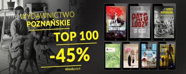 WYDAWNICTWO POZNAŃSKIE - TOP 100 [-45%]
