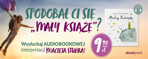 mały książe audiobook
