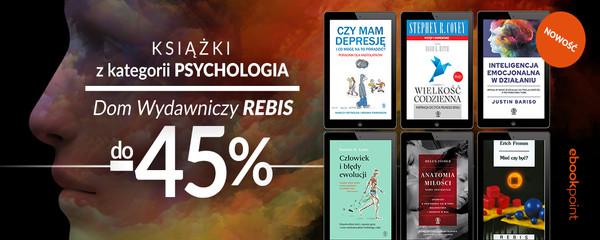 psychologia wydawnictwo rebis