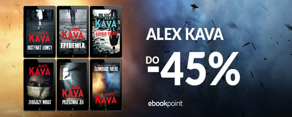 alex kava harper collins