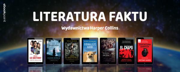 harpercollins literatura faktu