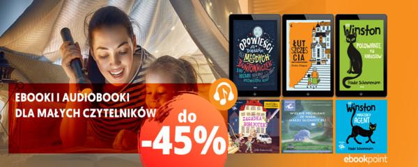 sonia draga ebooki i audiobooki dla dzieci