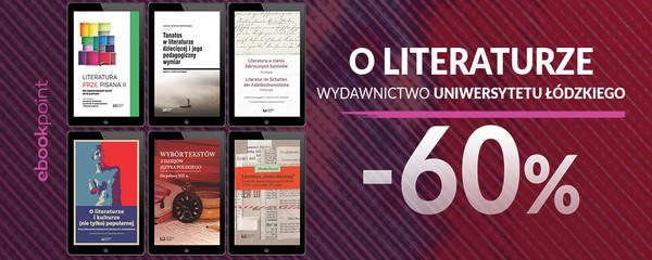 Wydawnictwo Uniwersytetu Łódzkiego - literatura