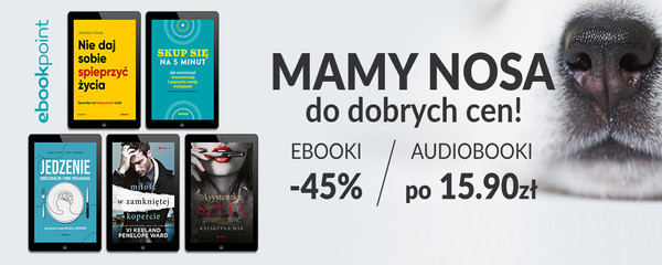 mamy nosa do dobrych cen ebooki audiobooki