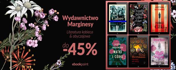 Wydawnictwo Marginesy - literatura kobieca