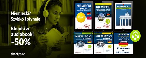 Edgard język niemiecki ebooki i audiobooki kursy