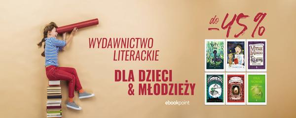 literackie dla dzieci i młodzieży