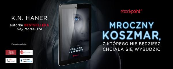Okladka - http://ebookpoint.pl/ksiazki/koszmar-morfeusza-k-n-haner,komorf.htm
