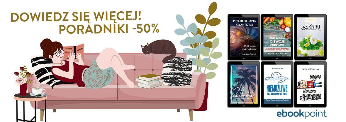 Promocja na ebooki PSYCHOSKOK [poradniki -50%]