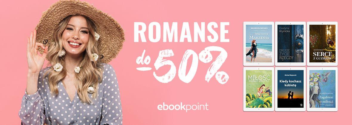 Promocja na ebooki PSYCHOSKOK [romans do -50%]