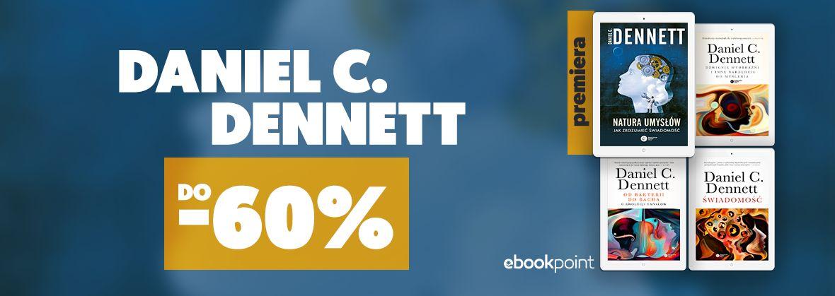Promocja na ebooki Daniel C. DENNETT / do -60%
