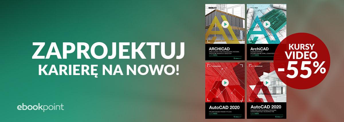 Promocja na ebooki Zaprojektuj karierę na nowo!