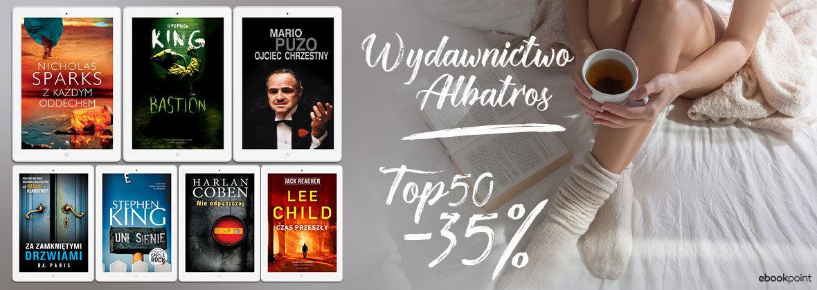 Promocja WYGODNICTWO ALBATROS [TOP50 -35%]