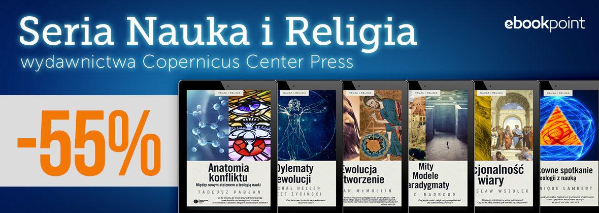 Promocja Seria Nauka i Religia [-55%]