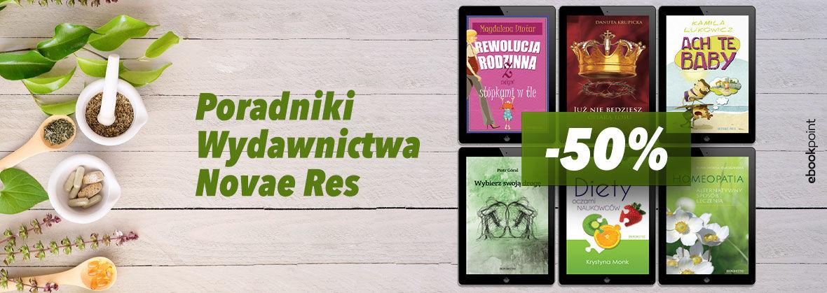 Poradniki Wydawnictwa Novae Res