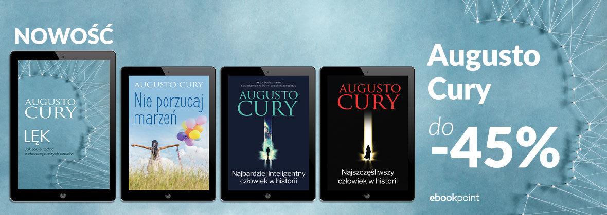 Promocja na ebooki Augusto Cury [do -45%]