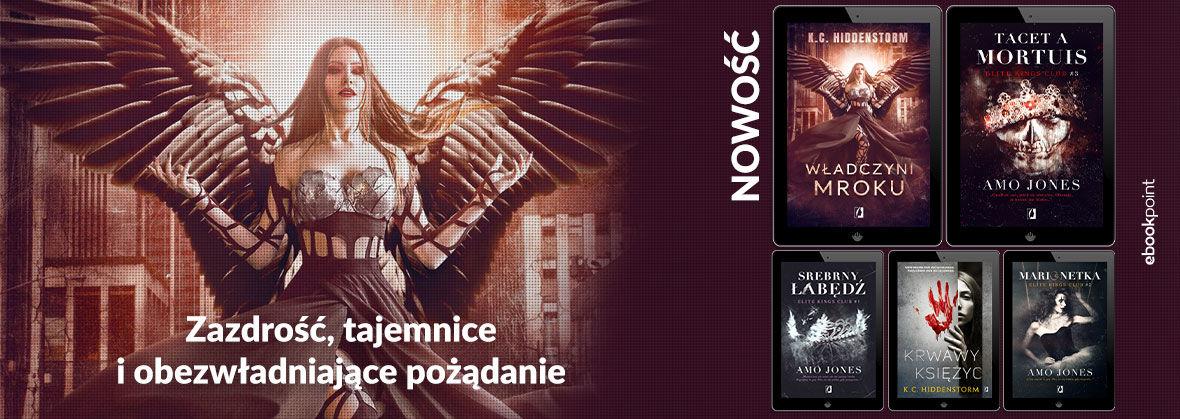 Promocja na ebooki Mroczne i porywające! [do -45%]