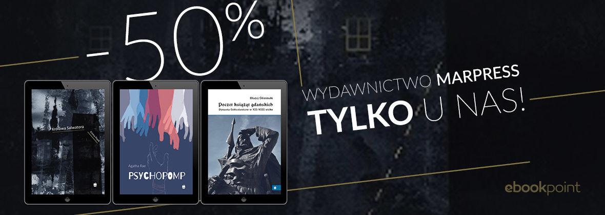 Promocja na ebooki Wydawnictwo Marpress - TYLKO U NAS! [-50%]