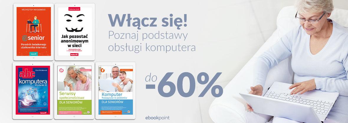 Promocja na ebooki Poznaj podstawy komputera [do -60%]